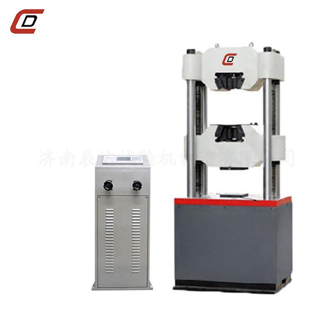 数显式液压万能试验机WE-1000D