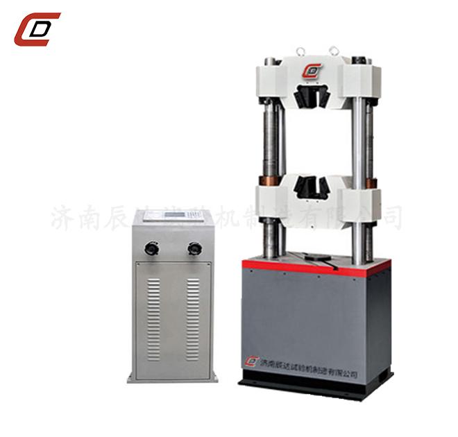 WE-1000B数显液压式万能试验机