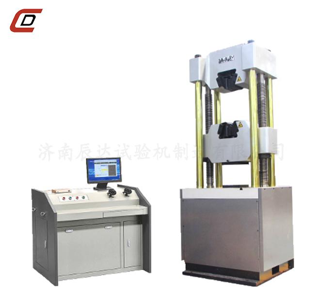 微机控制液压万能材料试验机WAW-1000D