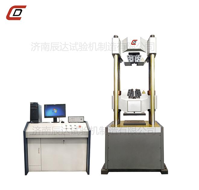 WAW-600E微机控制电液伺服钢筋液压万能试验机