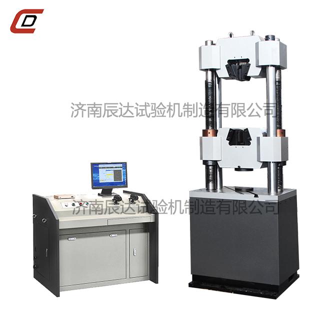 WEW-600B微机屏显式轨枕专用万能试验机
