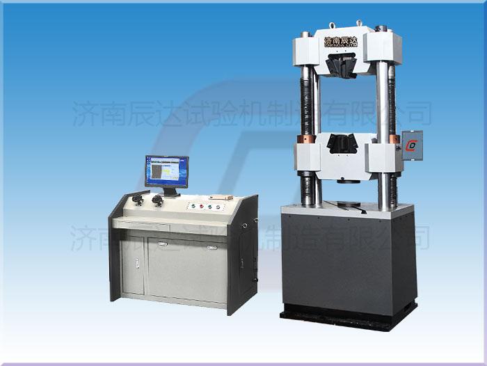 液压万能试验机的使用说明及工作原理