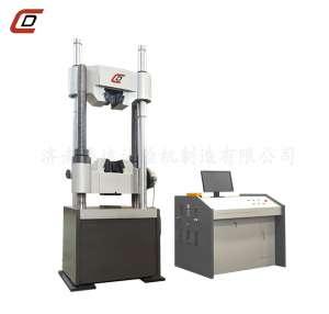 WAW-1000C液压材料试验机
