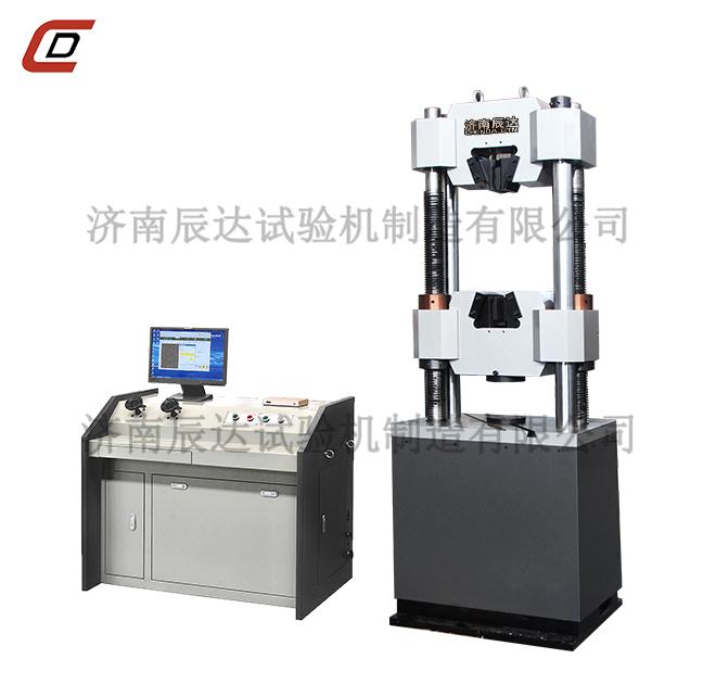 钢筋弯曲试验机的维护保养与电气工作原理